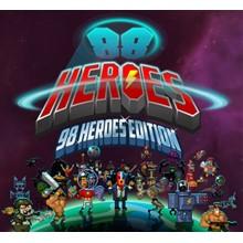 88 Heroes (Steam key / Region Free)