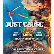 Just Cause 3: DLC Air, Land & Sea Expansion Pass(Steam)