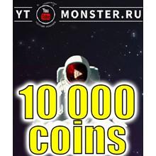 Promo code Ytmonster 10 000 coin
