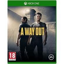 ✅ A Way Out XBOX ONE Digital Key 🔑
