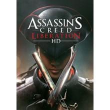 Assassin's Creed Liberation HD (Uplay key) -- RU