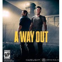 A Way Out (Region Free / EN / RU) (Origin KEY) + GIFT