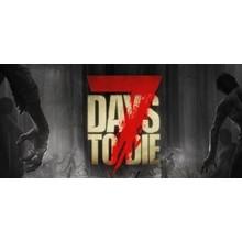 ⭐️ 7 Days to Die (STEAM) (Region free)
