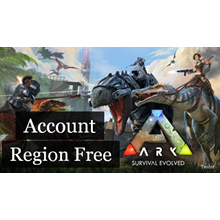 ARK: Survival Evolved (Fresh Account) + Email Change