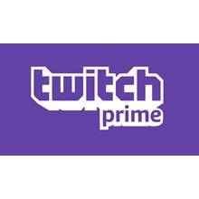 Twitch Prime Sub per channel ✅ Paypal ✅