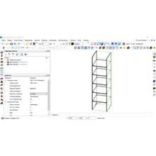 Script Shelves for Basis Mebelshik