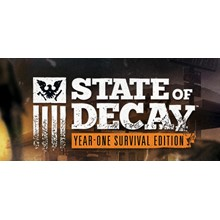 State of Decay: YOSE (ROW) STEAM Gift Region Free