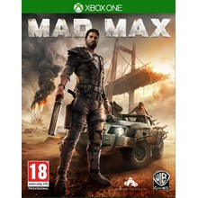 Mad Max Xbox One CODE RUS