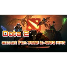 DOTA 2 | from 3500 to 4000 ratings