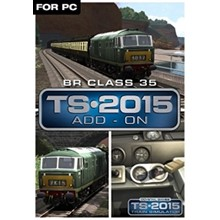 Train Simulator: BR Class 35 Loco Add-On (Steam) -- RU