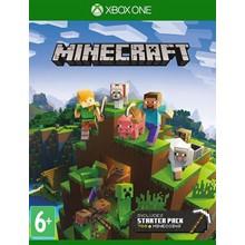 ✅ Minecraft Starter Collection XBOX ONE Digital Key 🔑