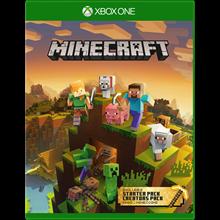 ✅ Minecraft Master Collection XBOX ONE Digital Key 🔑
