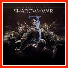 Middle-earth: Shadow of War ( STEAM KEY / RU + CIS ) ✅