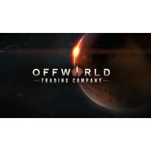Offworld Trading Company - Epic Games account