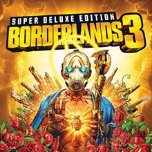 BORDERLANDS 3 SUPER DELUXE (STEAM) + ✅BONUS