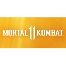 Mortal Kombat 11 (Steam RU+CIS) + Gift