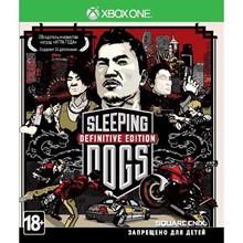Sleeping Dogs Definitive Edition Xbox One key 🔑