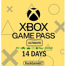 Xbox Game Pass Ultimate 14Gold+Pass+EA ✅(one,360)💳
