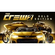 🏍 🏎 The Crew 2 Gold Edition (Region free)