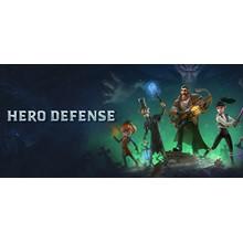 HERO DEFENSE STEAM KEY REGION FREE