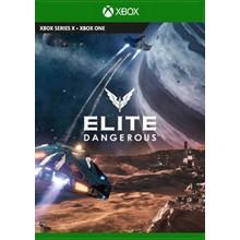 ✅ Elite Dangerous Standard Edition XBOX ONE X S Key 🔑