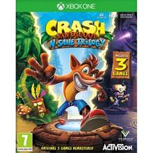 ✅ Crash Bandicoot N. Sane Trilogy XBOX ONE X|S Key 🔑