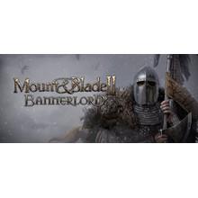 Mount & Blade II: Bannerlord ✅(Steam/RU)+GIFT