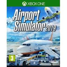 ✅ Airport Simulator 2019 ✈ XBOX ONE Key 🔑