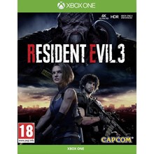 RESIDENT EVIL 3 + 1 GAME 🔥 Xbox ONE/Series X|S 🔥