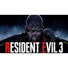 RESIDENT EVIL 3 Remake Steam  Offline Account