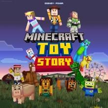 ✅ Minecraft Toy Story Mash-up DLC XBOX ONE Key 🔑