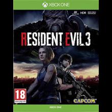 🎮Resident Evil 3+Resident Evil 2/XBOX ONE/SERIES X S🎮