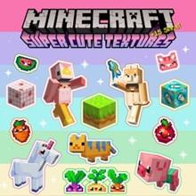 ✅ Minecraft Super Cute Texture Pack DLC XBOX ONE Key 🔑