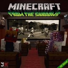 ✅ Minecraft From the Shadows Skin Pack XBOX ONE Key 🔑
