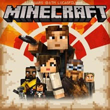 ✅ Minecraft Solo: A Star Wars Story Pack XBOX ONE Key🔑
