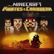 ✅ Minecraft Pirates of the Caribbean Mashup XBOX ONE 🔑