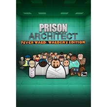 Prison Architect - Psych Ward: Warden´s Edition -- RU