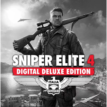 Sniper Elite 4 Deluxe Edition (Steam Key / RU+CIS)