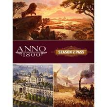 ANNO 1800 Season Pass 2 [Uplay] RU/MULTI  WARRANTY