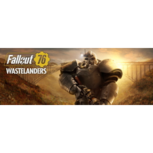 Fallout 76 Wastelanders 🔰 PayPal • Steam • Mail Access