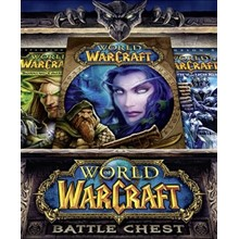 WORLD OF WARCRAFT: BATTLE CHEST ✅(RU/EU)+30 DAYS