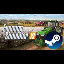 🚜 Farming simulator 2019 STEAM (Region free)