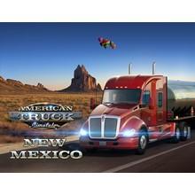 American Truck Simulator - DLC New Mexico STEAM RU-CIS