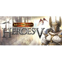 Heroes of Might & (and) Magic V 5 (UPLAY KEY)+BONUS