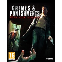 Sherlock Holmes: Crimes and Punishments (account Epic)