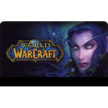 WORLD OF WARCRAFT 30 DAYS ✅ TIME CARD (RU/EU)+CLASSIC