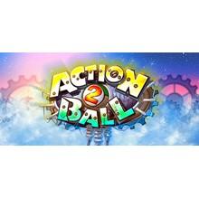 Action Ball 2 STEAM KEY REGION FREE