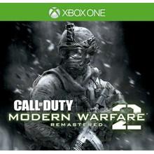 Call of Duty: Modern Warfare 2 Remastered [XBOX ONE] 🔥