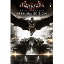 Batman: Arkham Knight Premium code XBOX ONE & Series🔑
