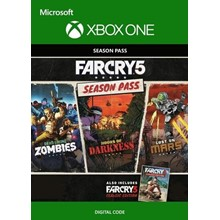 ✅ Far Cry 5 - Season Pass DLC XBOX ONE Key 🔑